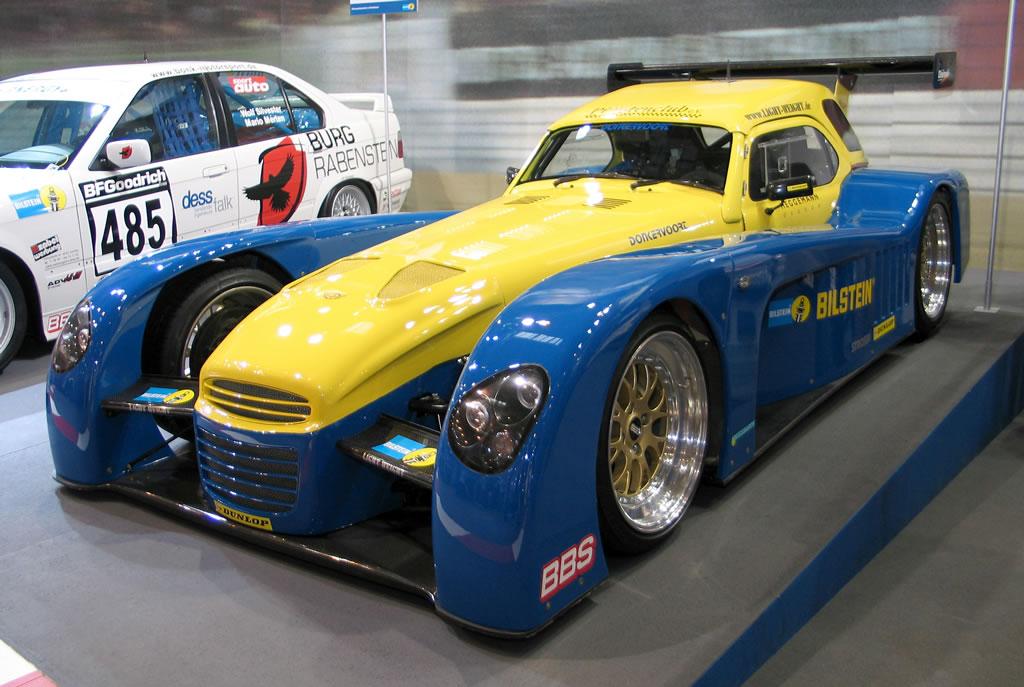 2005 Donkervoort D8. Donkervoort D8 RS