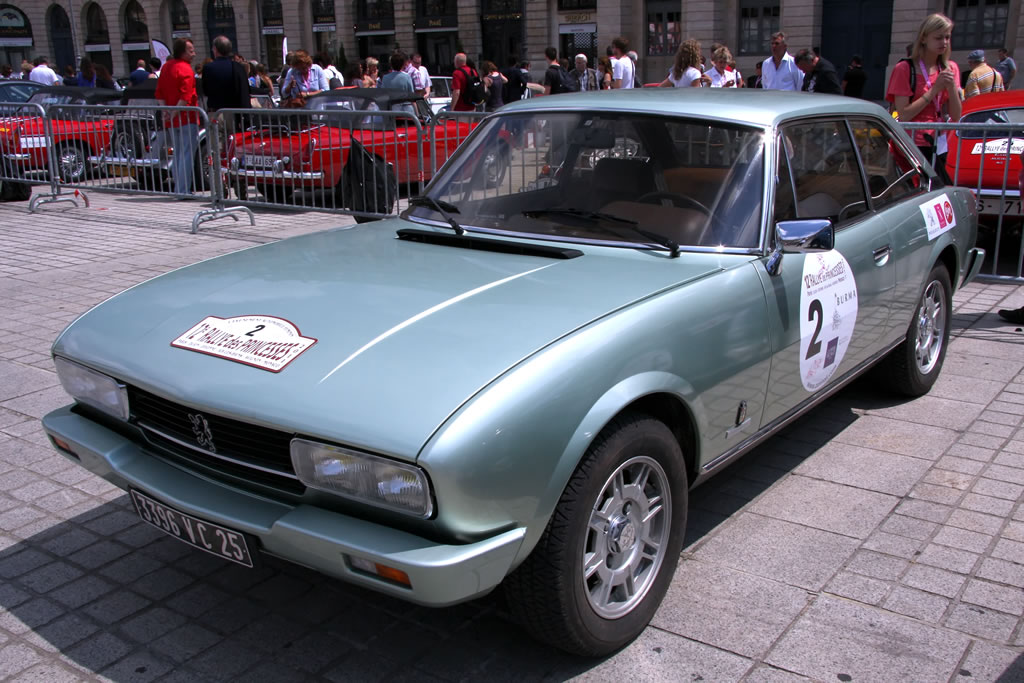 Gt Dreams The Princess Rally 2011 Edition Peugeot 504 Coupe V6